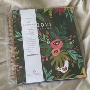 2021 Agenda/Planner
